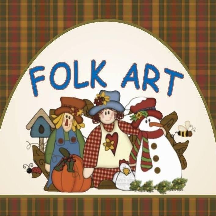Folk Art Presentes
